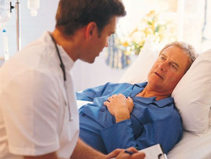 Для восстановления сердца после инфаркта помогают нановолокна и фактор роста