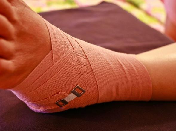 Бинтование ног может улучшить выживаемость после инсульта