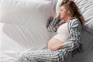 Храп во время беременности приводит к резкому повышению кровяного давления