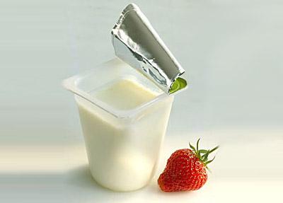 Йогурт способствует понижению кровяного давления