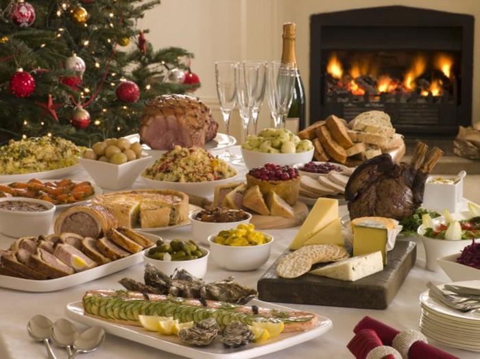 Как удержаться от переедания за новогодним столом