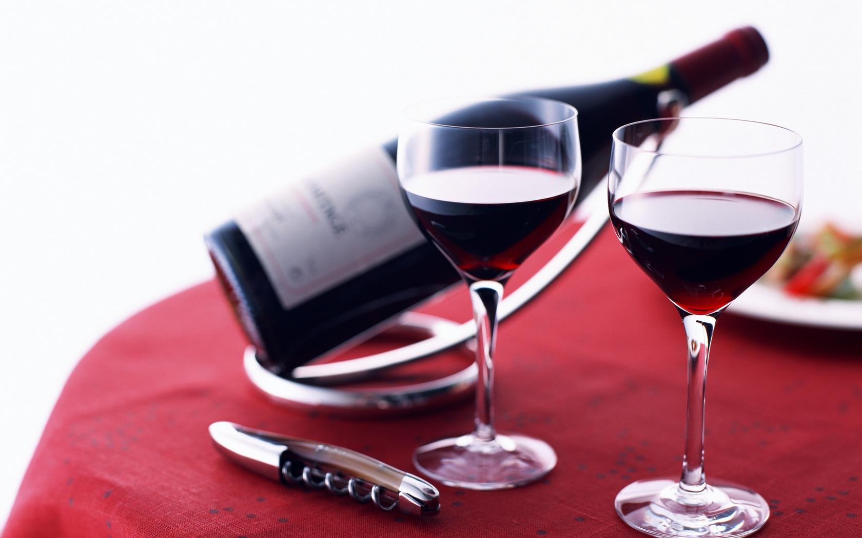 Красное вино без алкоголя против болезней сердца