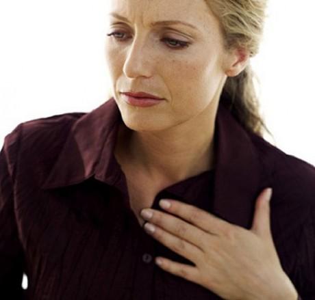 Неблагополучие в браке сказывается на сердце