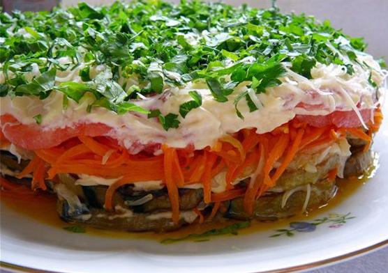 Готовим полезный и вкусный салат