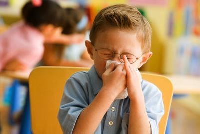 Профилактика простудных болезней у деток