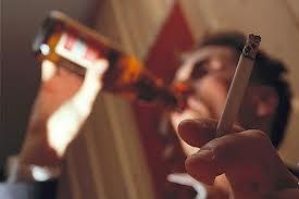 Курящим и пьющим установка: остерегаться инсульта!