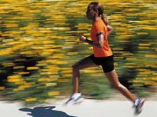 Любители бега в опасности, предупреждает доктор Эрик Лароуз