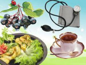 10 правил здорового питания для гипертоников