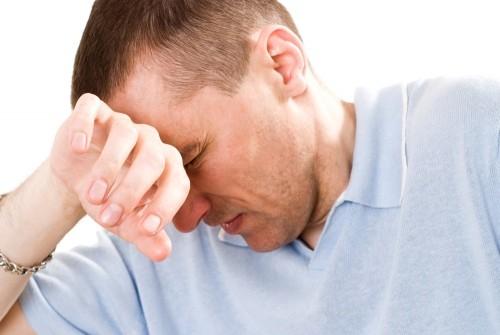 Застойный простатит и его симптомы