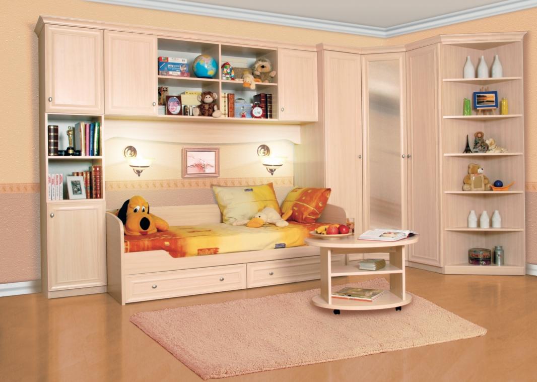 Выбираем мебель в детскую