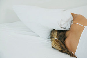 Бессонница в три раза увеличивает риск сердечной недостаточности