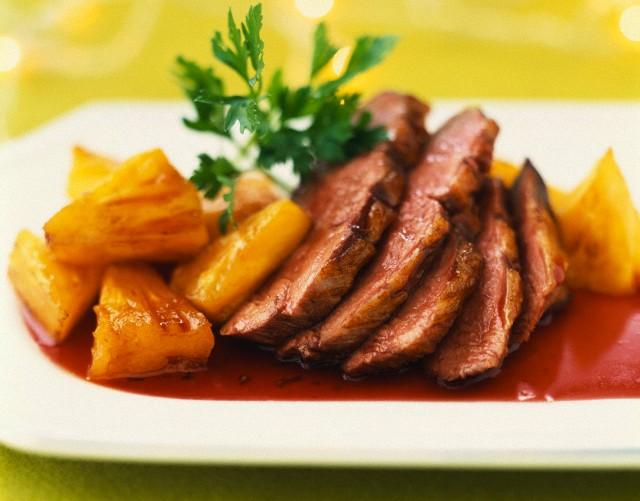 Полезные свойства утиного мяса