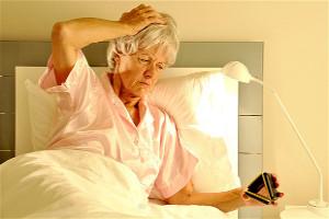 Бессонница провоцирует заболевания сердечно-сосудистой системы у женщин
