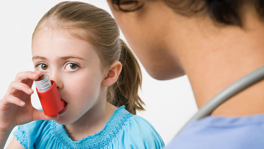 Как облегчить свое состояние при астме?