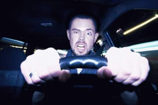 Заторы на дорогах влияют на психическое состояние человека