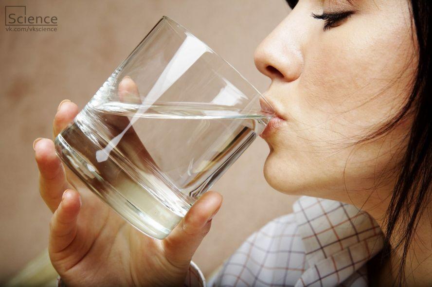Сердечная недостаточность: контроль количества потребляемой жидкости