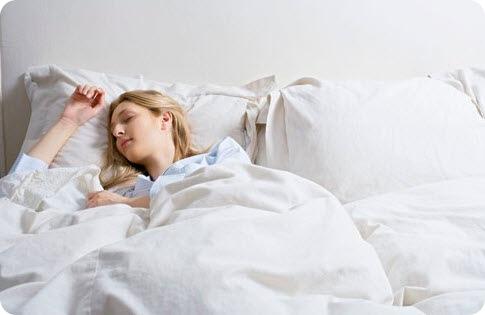 Неглубокий сон может стать причиной гипертонии
