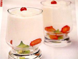 Йогурт защищает от гипертонии