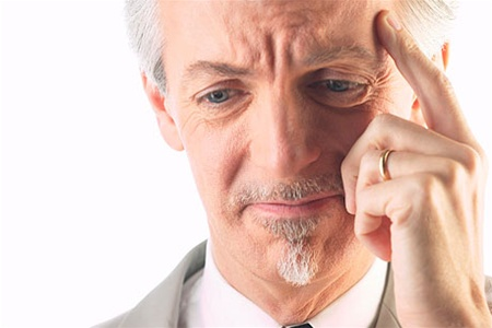 Мужчины страдают гипертонией чаще женщин