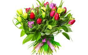 Как порадовать близкого человека букетом цветов