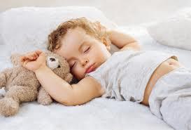 Особенности детского сна после года