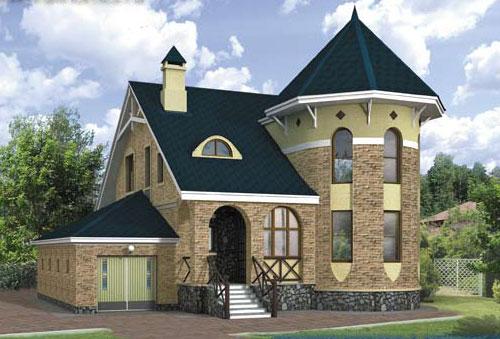 Необходимо приобрести проекты коттеджей или домов – обращайтесь в нашу компанию