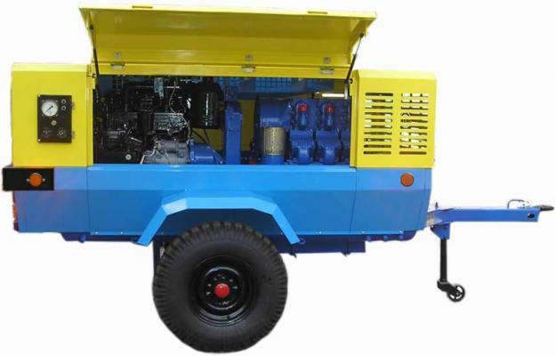 Качественные компрессоры, а также мощные генераторы от компании «Градус»