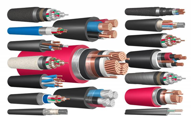 Электромонтажные работы. Выбор кабеля