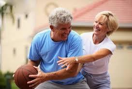 Физические упражнения в старости