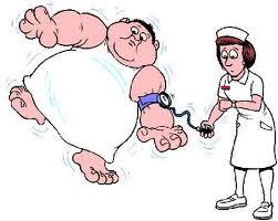 Артериальная гипертония и ожирение