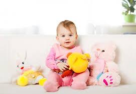 Воспитание ребенка от рождения до года