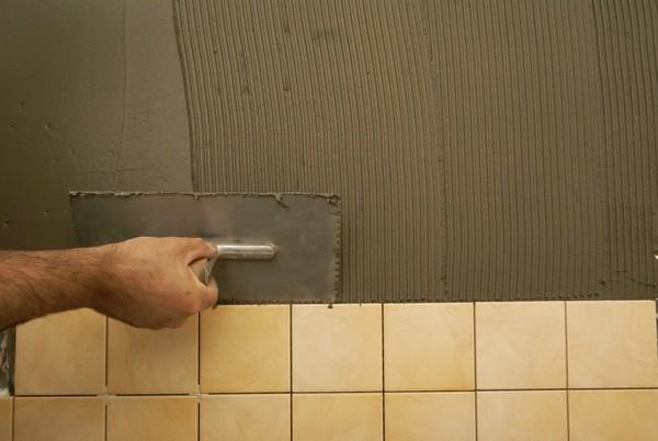 Современный способ положить плитку