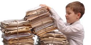 Вторая жизнь бумаги