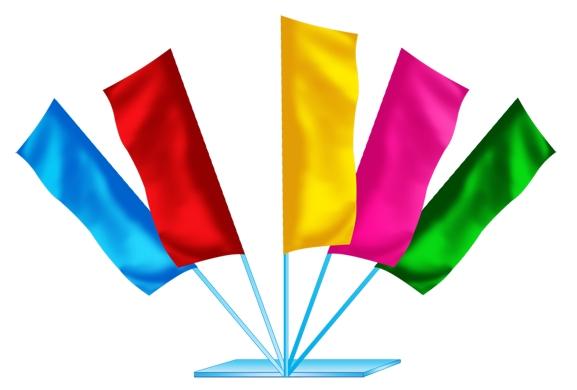 «ПринтМастер» — флаги на заказ по доступной стоимости