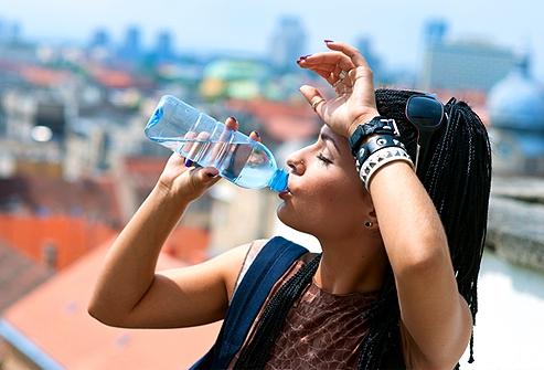 Спасаемся от летней жары