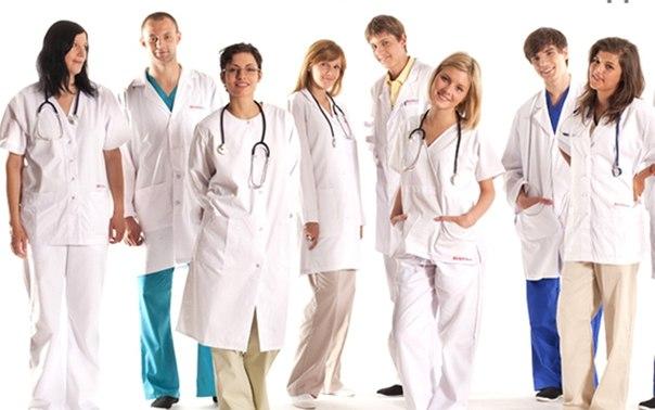 Покупка медицинской спецодежды