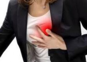 Почему возникают боли в сердце