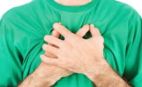 Помощь при трепетании сердца (сильное сердцебиение).