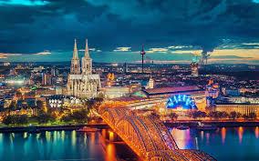 Три наиболее интересных города Германии
