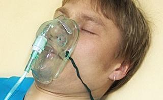 Кислородная маска поддерживает сердце лучше интубации