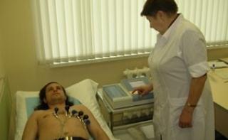 Электрокардиография (диагностика заболевания сердца)