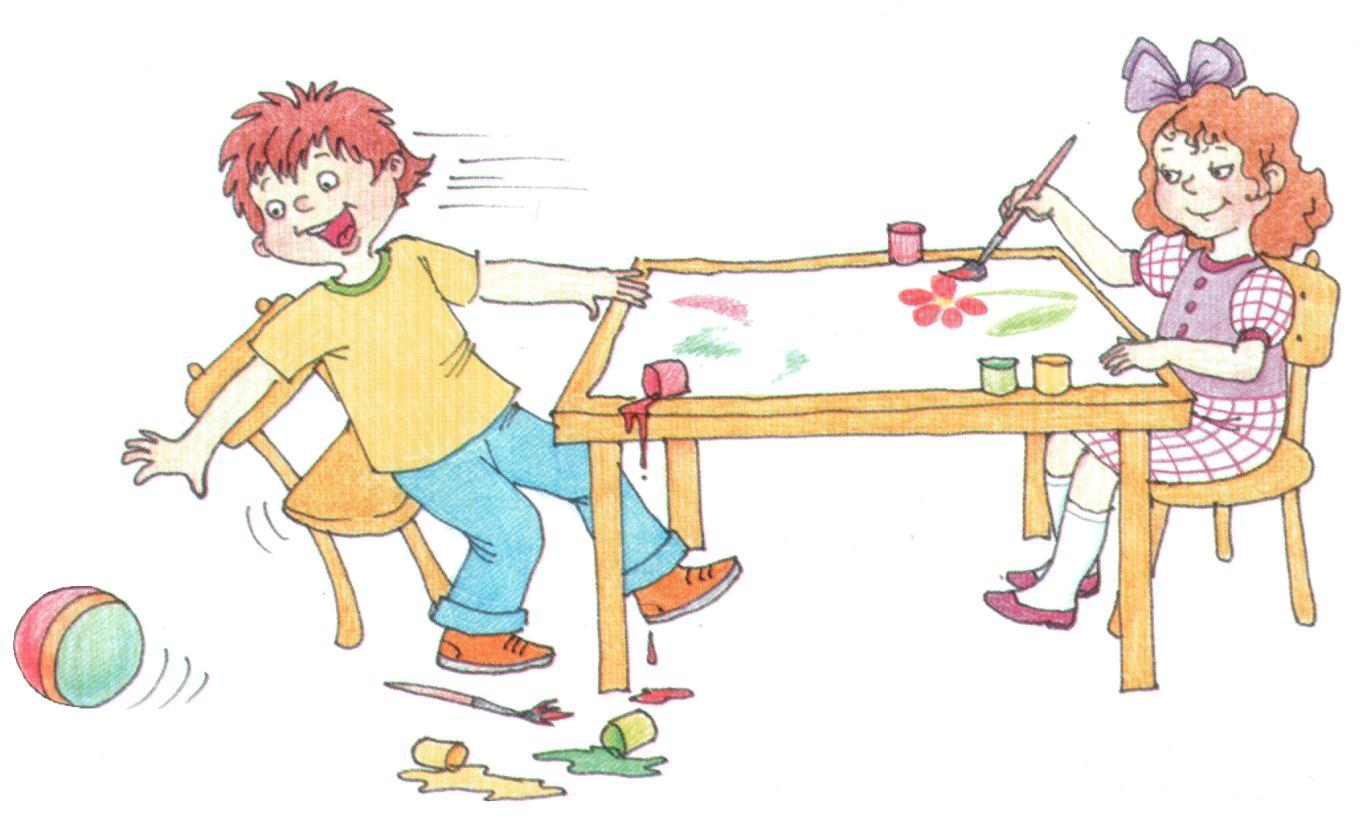 Как найти подход к гиперактивным детям