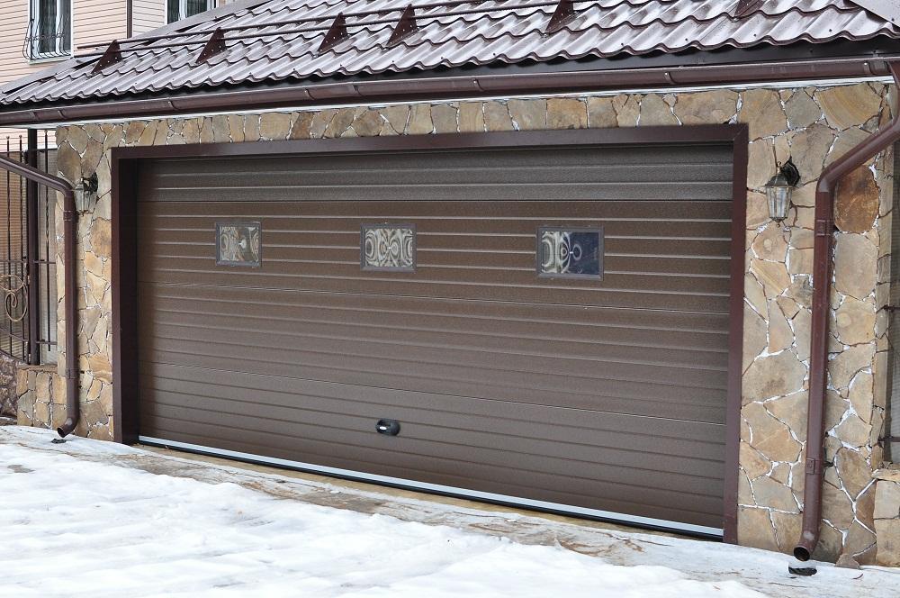 Выбор ворот для гаража