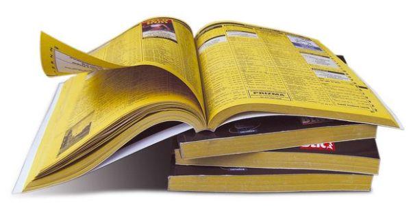 Справочник «Желтые страницы»