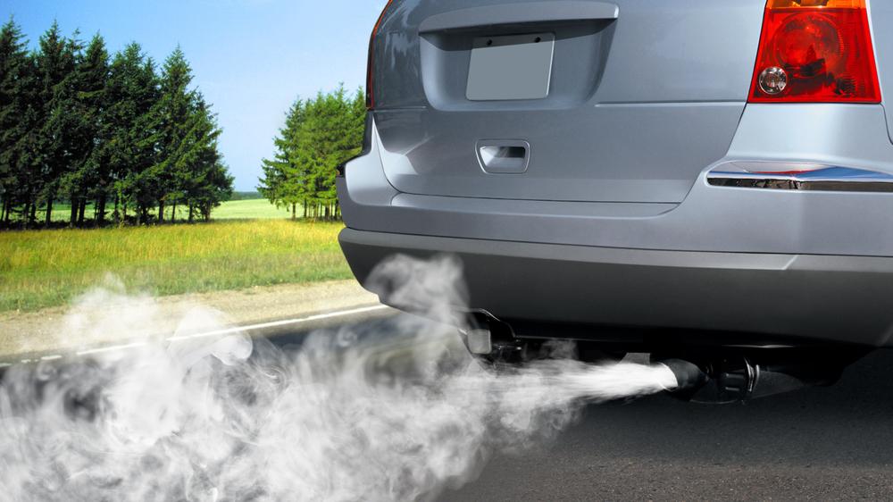 О вреде выхлопных газов и шума