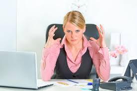 Женский стресс опасен