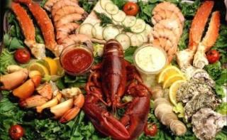Морепродукты укрепляют сердечно-сосудистую систему