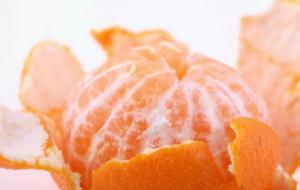 Сердце укрепят сочные мандарины