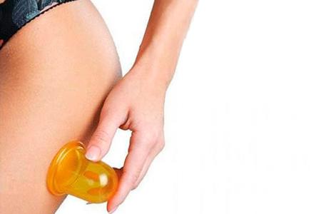 Лечение целлюлита дома с помощью вакуумного массажа