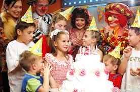 Услуги по организации праздников для детей